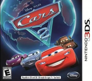 cars2 3ds